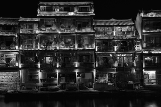 <div> <P>Single: Chinese riverside town</p> <p>MONOCHROME AWARDS 2016<br> -HONORABLE MENTIONS - ARCHITECTURE (PROFESSIONAL) </p> </div>